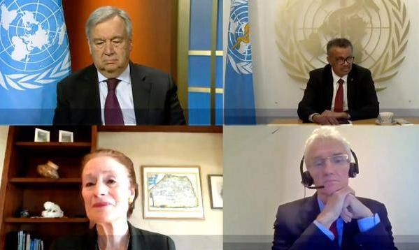 联合国发起新冠全球响应计划,帮助全球最脆弱的国家抗击疫情