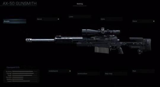 使命召唤战区狙击枪哪个好,使命召唤战区最强狙击推荐,使命召唤战区