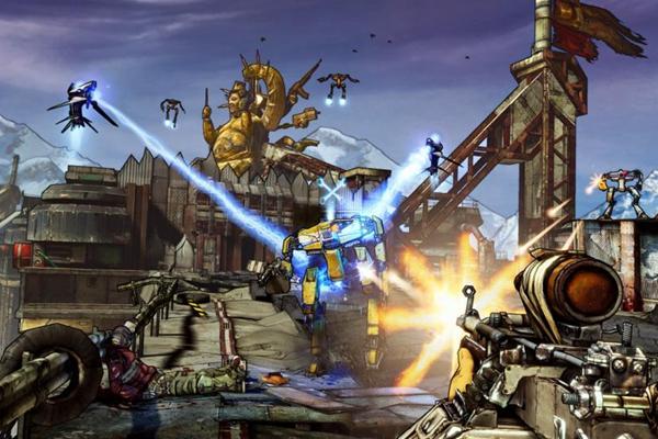 无主之地3:官方宣布在27号上线的DLC暂时没有中文配音 但是疫情结束会添加