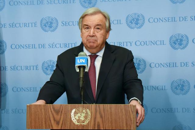联合国发起新冠全球响应计划 计划所需资金总额为20亿美元
