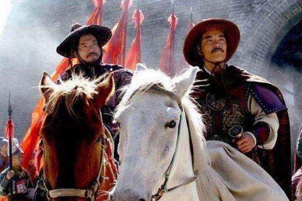 李自成,皇帝,农民起义