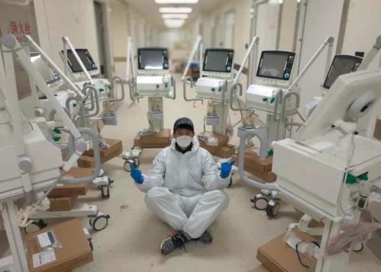全球抢中国呼吸机 海外疫情到底有多严重?