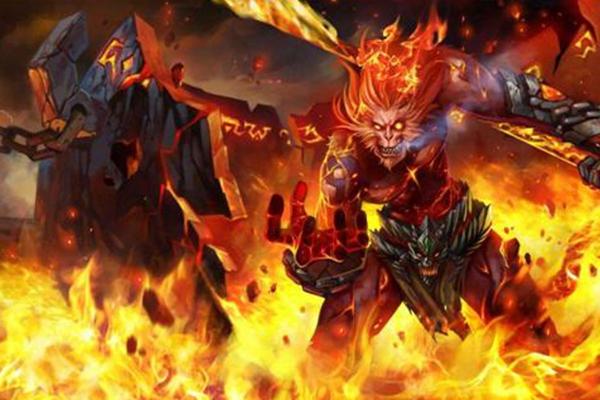 LOL:10.6版本更新五位强势英雄 其中大圣从重装变战士
