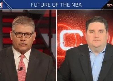 NBA开始讨论复赛方案,或效仿CBA集中在安全场地进行比赛