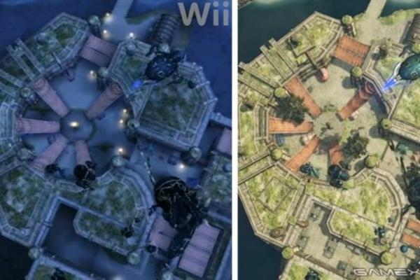 异度之刃:决定版 在油管公布了与原Wii版画面的对比