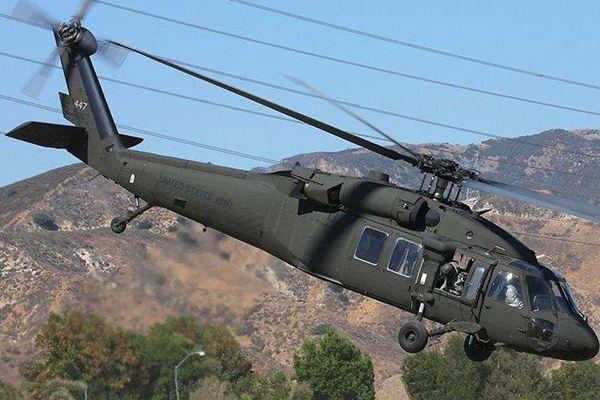 中国人民解放军港部队直升机失事