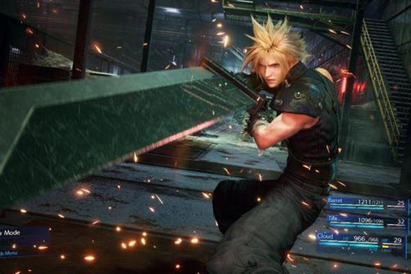 最终幻想7重置版IGN表示通关最快只需要30小时