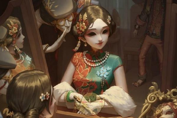 第五人格:红蝶夫人的官方CP?新皮肤想表达什么呢?