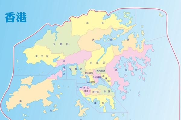 香港特区政府规定延长餐饮业务,暂时关闭按摩院等