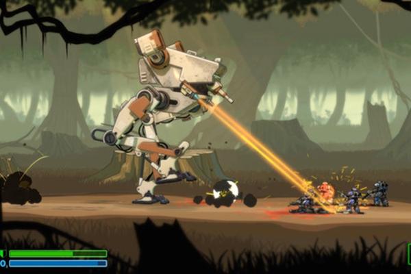 相扑人开发商新作BE-A Walker即将上架steam,支持中文版
