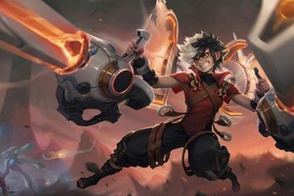 王者荣耀体验服更新对以下英雄进行调整,刘备回调