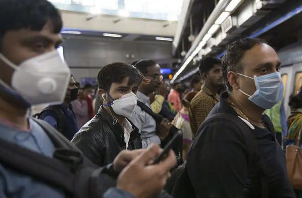 印度确诊病例破万,全球疫情防控再添新问号