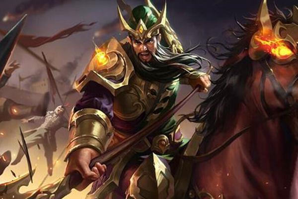 王者荣耀英雄相克是哪些?当队友用上了钟馗的话你就小心了!