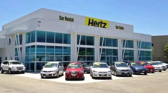 全球租车巨头赫兹申请破产,公司已经没有资金维持运作等待市场复苏
