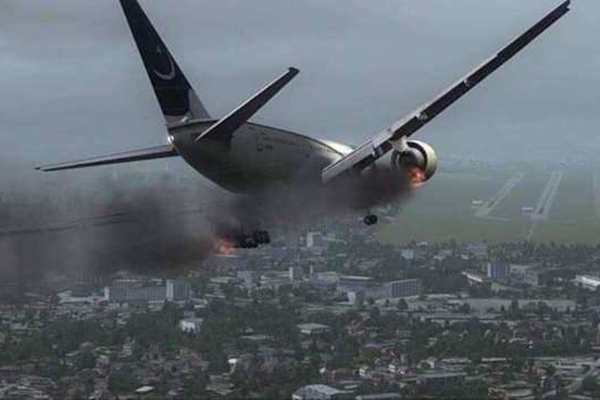 巴基斯坦一飞机坠毁后续_巴坠机2名乘客幸存飞行员求救录音坠机原因竟是因为它