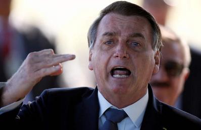 巴西死亡连续三天超1000,总统博索纳罗拒绝封锁