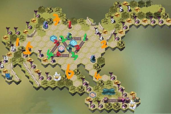 剑与远征迷霭之森怎么快速通关_剑与远征迷霭之森快速通关的攻略