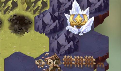 剑与远征命运困境2栅栏后的宝箱获取方法路线攻略