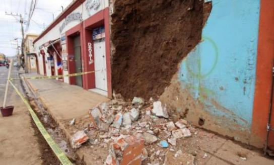 墨西哥发生7.4级大地震,目前已造成至少5人死亡