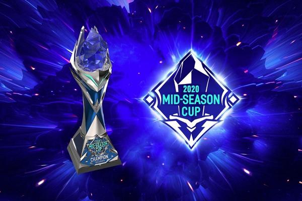 英雄联盟为季中杯冠军TES补充设计奖杯 近期制作完成