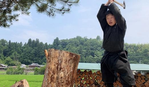 日本首位忍者研究生毕业,不仅研究文献还需要学习生存技能