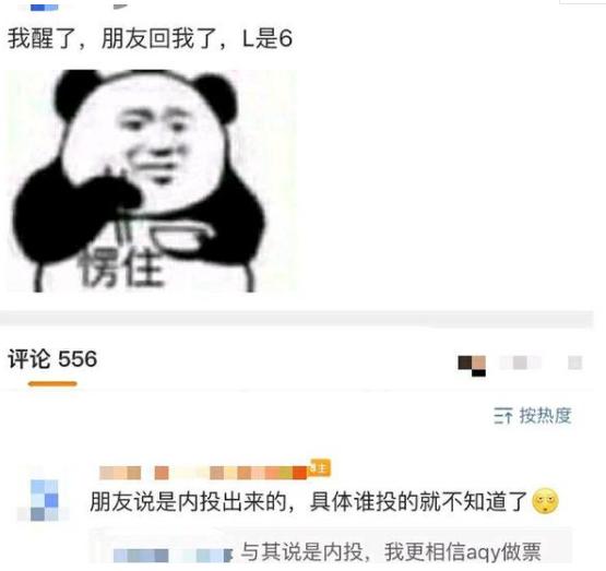 网曝THE9队长队内互投是安琦,刘雨昕粉丝手撕官方
