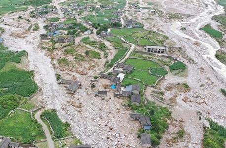 南方洪灾已致78人死亡失踪,超过1200万人受灾