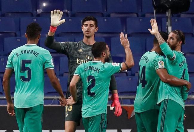 皇马1比0击败西班牙人 5连胜傲视全欧洲