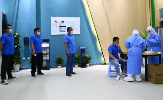 31省新增确诊19例,上海出现1例本土确诊病例