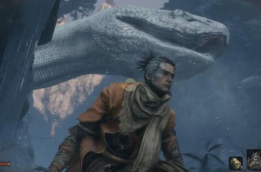 只狼第二条白蛇怎么杀?第二条白蛇砍得死吗