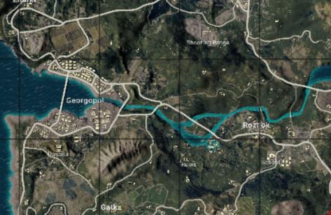 绝地求生怎么标点拉线_绝地求生地图拉线方法介绍