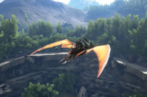 方舟生存进化翼龙吃什么才能驯服-驯服翼龙方法介绍