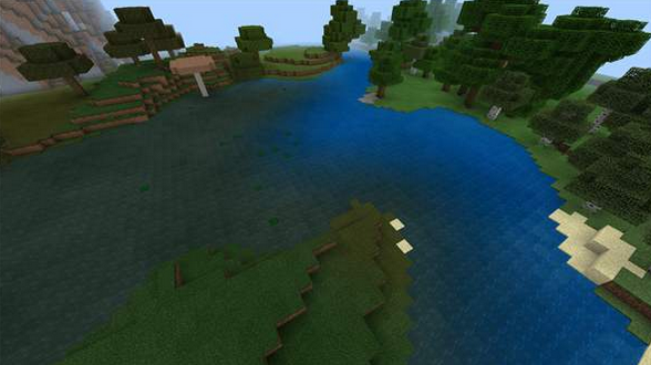 我的世界沼泽地形怎么找_我的世界快速找到沼泽攻略