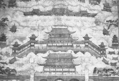 故宫和天安门是谁建的?故宫和天安门建多久了?