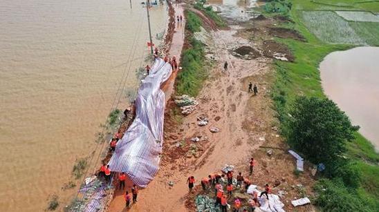 洪水接�触过的食物需丢弃是为什么?或成为各种疾病的传播途径
