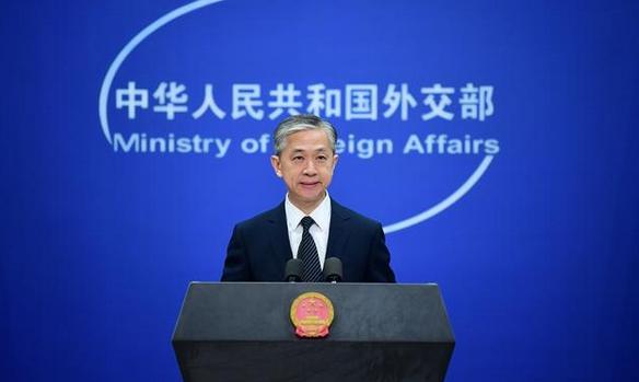 外交部新发言人汪文斌正式亮相,有30年外交经验并曾担任突尼斯大使