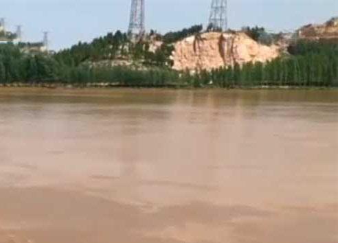 黄河出现2020年第2号洪水 流量达到3000立方米每秒
