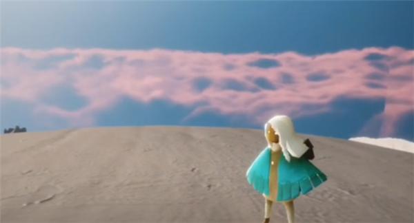 光遇粉红海怎么去_光遇雨林隐藏图粉红海进入攻略