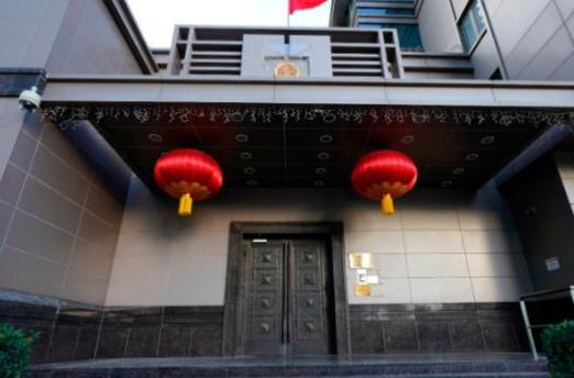 中国驻休斯敦总领√事发表公开信,称不会关闭总领≡馆办公大楼