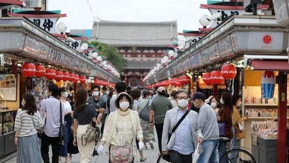 日本新冠疫情持续恶化,东京一个小长假超千人感染
