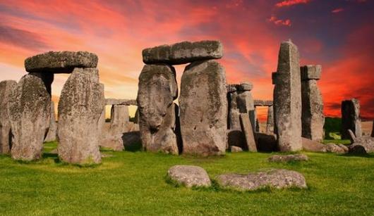 英国巨石阵石料来源之谜被揭开,网友:教科书内容要修改了