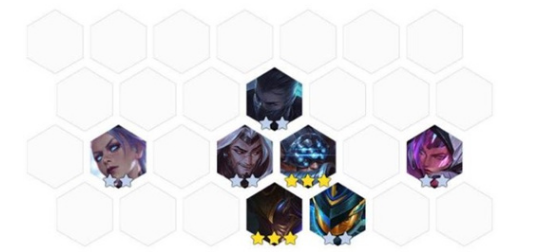 云顶之弈10.16新版本六剑士阵容怎么玩_新版本六剑士阵容搭配推荐