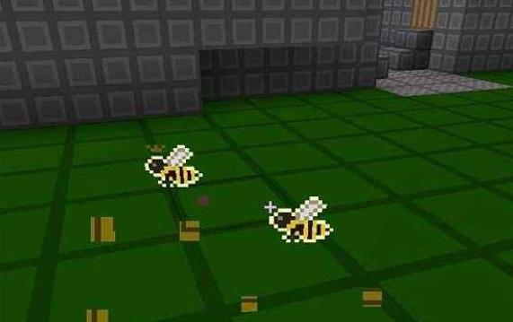 我的世界蜜蜂怎么养_我的世界蜜蜂驯服饲养攻略