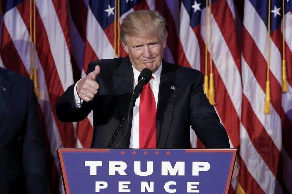 奥巴马夫人炮轰特朗普 特朗普反击:我如果不能连任就是美国的耻辱