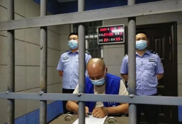江西杀害3人嫌犯被依法执行逮捕 在乐安县山砀镇航桥村附近落网