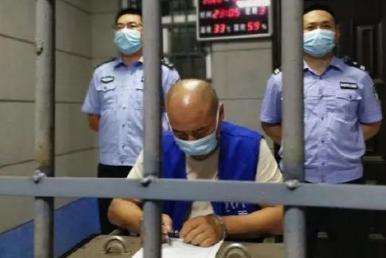 警方8天8夜地毯式搜查,江西杀害3人嫌犯被依法执行逮捕