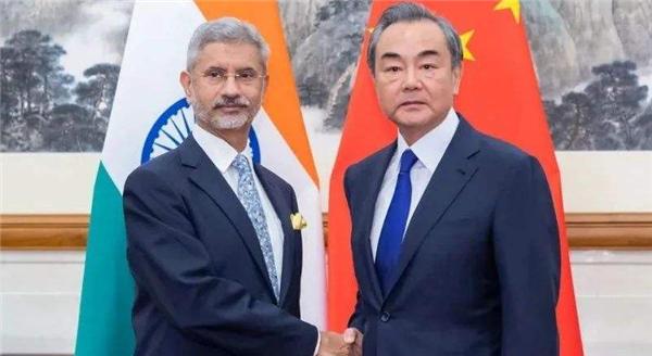中印外长会晤达成五点共识,不能让分歧上升为争端