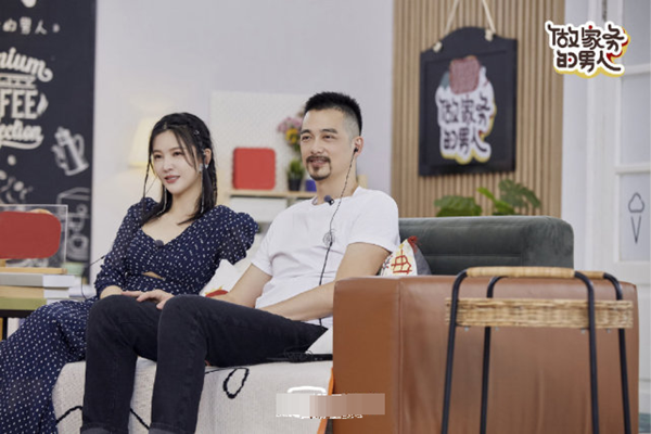 杨子姗《做家务的男人2》表现出重度洁癖 工作人员进屋防护措施不到位把她气哭