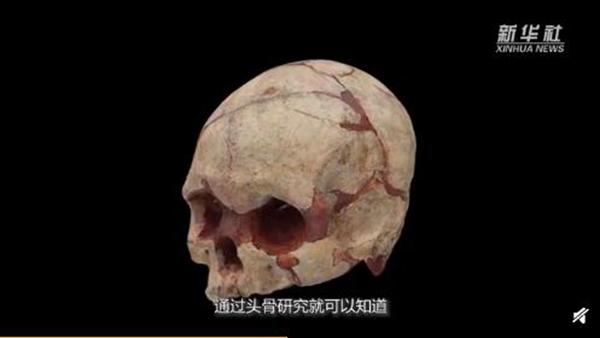 广西隆安发现16000年前的人头骨化石 16000年前的人长啥样的?