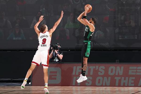 2020年NBA季后赛热火VS凯尔特人,热火VS凯尔特人,NBA季后赛,2020年NBA季后赛